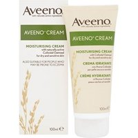 Aveeno Moisturising Cream with Active Colloidal Oatmeal 100ml