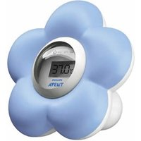 Avent Digital Bath and Bedroom Thermometer Pink
