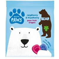 Bear Arctic Paws - Raspberry & Blueberry 20g