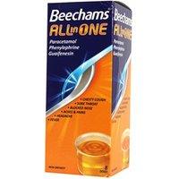 Beechams All - In - One Liquid 240ml