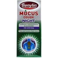 Benylin Mucus Cough Night 150ml