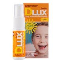 BetterYou Junior DLux Vitamin D Oral Spray 15ml