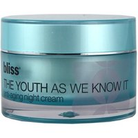 Bliss THE YOUTH AS WE KNOW IT Anti-Aging Night Cream 50ml