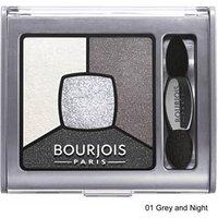 Bourjois Smoky Stories Quad Eyeshadow Palette 07 In mauve again
