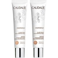 Caudalie Vinoperfect Radiance Tinted Moisturiser Broad Spectrum SPF20 02 Medium