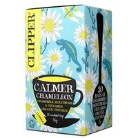 Clipper Calmer Chameleon Organic Infusion 20 Bags
