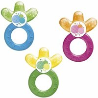 MAM Cooler Teether - Assorted Colours Neutral Colours