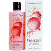 Crabtree & Evelyn Pomegranate, Argan & Grapeseed Bath & Shower Gel 250ml