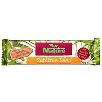 Creative Nature Sublime Seed Bar  38g