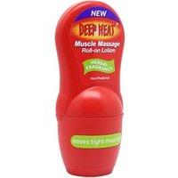 Deep Heat Muscle Massage Roll-On Lotion 50ml