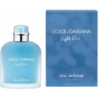 Dolce & Gabbana Light Blue Eau Intense Pour Homme EDT For Him 100ml