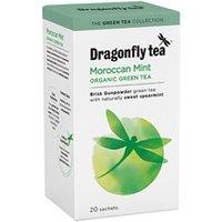 Dragonfly Organic Swirling White Mist Tea 20 Bags