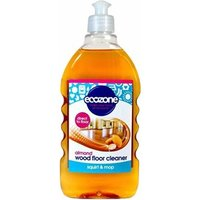 Ecozone Almond Wood Floor Cleaner 500ml