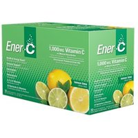 Ener-C 1000mg Vitamin C - Lemon Lime 30 Sachets