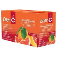 Ener-C 1000mg Vitamin C - Tangerine Grapefruit 30 Sachets