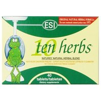 ESI Ten Herbs Digestive Colon Clean 40 tablet