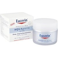 Eucerin AQUAporin Active Moisturising Cream SPF 25 + UVA 50ml