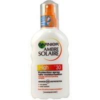 Garnier Ambre Solaire Moisturising Protection Spray Spf 30 200ml