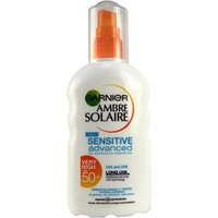 Garnier Ambre Solaire Sensitive Advanced Very High Protection Spray Spf50+ 200ml
