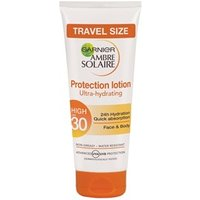 Garnier Ambre Solaire Ultra-hydrating Face & Body Lotion Spf30 50ml