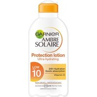 Garnier Ambre Solaire Vitamin C Protection Lotion Spf10 200ml