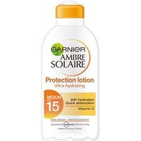 Garnier Ambre Solaire Vitamin C Protection Lotion Spf15 200ml