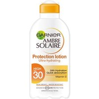 Garnier Ambre Solaire Vitamin C Protection Lotion Spf30 200ml