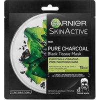 Garnier Charcoal And Algae Hydrating Face Sheet Mask 28g 28g