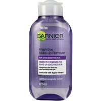 Garnier Fresh Eye Make-up Remover For Sensitive Skin 125ml