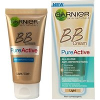 Garnier Pure Active Bb Cream All-in-one Anti-imperfections Light 50ml