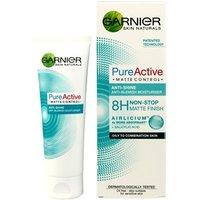 Garnier SkinActive Pure Active Matte Control Daily Mattifying Moisturiser 50ml