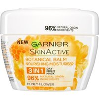Garnier Skinactive Natural 3 In 1 Nourishing Honey Botanical Balm 140ml