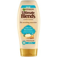 Garnier Ultimate Blends Argan oil & Almond Cream Conditioner 250ml