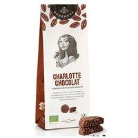 Generous Charlotte Chocolat Chocolate Cookies with Chocolate Chips, Hazelnuts & Fleur de Sel 125g