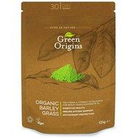 Green Origins Organic Barley Grass Powder 125g