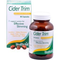 HealthAid Cider Trim (Cider Vinegar Complex) 90 capsules