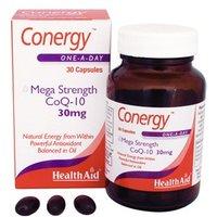 HealthAid Conergy CoQ-10 30mg 30 capsules