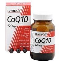 HealthAid CoQ-10 120mg Capsules 30 Caps