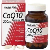 HealthAid CoQ-10 200mg Capsules 30 capsules