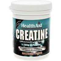 HealthAid Creatine Monohydrate Powder 200g