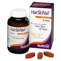 HealthAid Hair, Skin & Nail Formula 30 Tablets