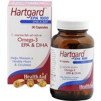 HealthAid Hartgard EPA 1000 30 capsules