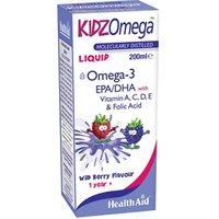 HealthAid KidzOmega Liquid 200ml
