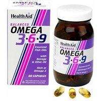 HealthAid Omega 3 - 6 - 9 60 capsules