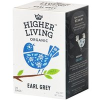 Higher Living Earl Grey Tea 20 teabags