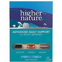 Higher Nature Advanced Daily Support 18 Strips
