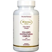 Higher Nature Æterna Gold Collagen Restructuring Complex 90 veg caps