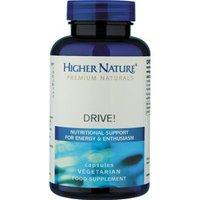 Higher Nature Drive! 60 veg caps