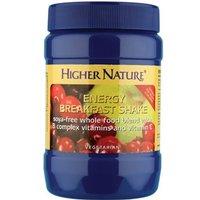 Higher Nature Energy Breakfast Shake 270 g veg powder