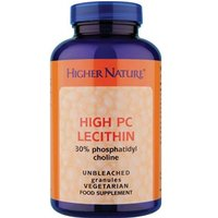 Higher Nature High PC Lecithin 150 g granules